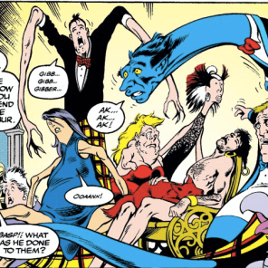 This party is the worst. (Excalibur #56)