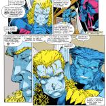 Aw. (Uncanny X-Men #297)