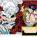 And Aw, again. (Uncanny X-Men #297)
