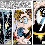 Remember this kid? ALAN DAVIS DOES! (Excalibur #57)