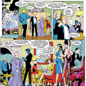 Aw, they look so fancy! (Excalibur #55)