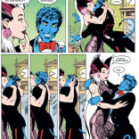 HIS FOOT POPPED. (Excalibur #55)