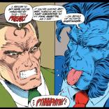 Hank McCoy for President. (Uncanny X-Men #299)