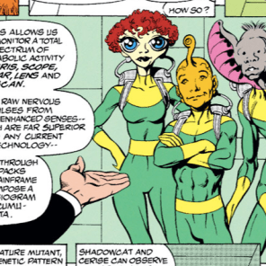 I'm not even going to bother captioning these. You know the drill. (Excalibur #63)