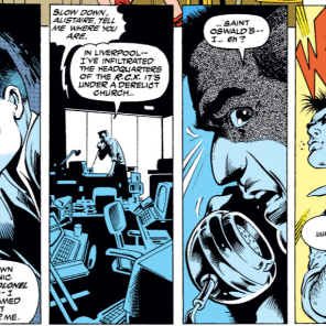 AND THAT'S WHY YOU ALWAYS LEAVE A NOTE (Excalibur #61)