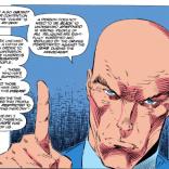 Look at him evade like a pro. (Uncanny X-Men #299)