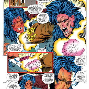 Same face, same hair--who wore it better?! (X-Men #21)