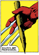 That's our Wolvie! (X-Men Annual #6)