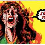 This panel is actually a pretty good encapsulation of what I remember about being 13. (X-Men Annual #6)