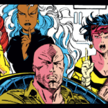These reaction faces are priceless. (X-Men #20)