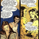 He may not know which parts of him came from where, but he knows who he is. (Wolverine: Killing)
