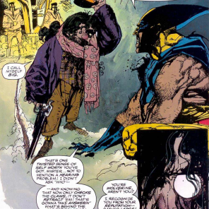 Meet Mr. Big. (Wolverine: Inner Fury)