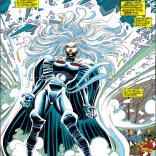 Damn, Romita. Damn, Storm. (Uncanny X-Men #302)