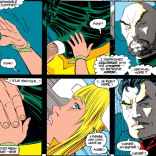 "Plato called this ""the noble lie"". (Uncanny X-Men #302)"