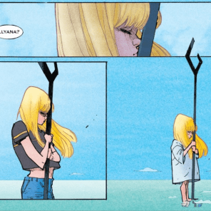 My heart. (What If: Magik)