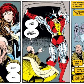 AW, MAN. (Uncanny X-Men #303)