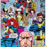 HE'S VERY CLEARLY FACING AWAY. (X-Men #25)