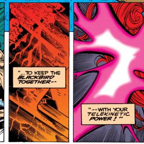 Throes of the Phoenix Saga... Wolverine #75)