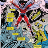 Not many artists can do awe-inspiring. Jan Duursema can. (X-Men Unlimited #2)
