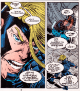 """Statement! One, love."" (X-Factor #95)"