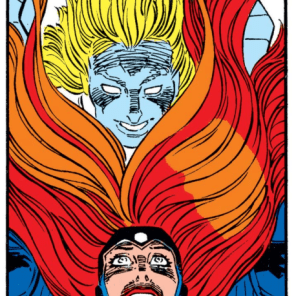 Those faces... Romita... noooo... (Uncanny X-Men #306)