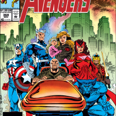 Awkward Family Portraits: The Avengers Edition (Avengers #368)