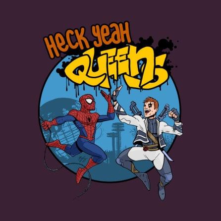 You can get this shirt--and other rad stuff--over at our teepublic store.