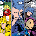 "I didn't realize during the episode, but I think this may be the first time Revanche has called Psylocke ""Elisabeth."" (X-Men Annual #2)"