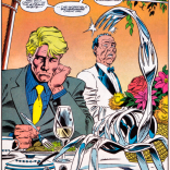 I feel like an evening with Lorna Dane would probably be really fun and also result in both of you being banned from several establishments. (X-Factor #94)