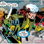 Oh, hell, yeah. (Rogue #2)