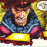 ...Okay, yeah, I get why he's kind of cool. (Gambit #1)