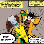 Supersenses out of nowhere would be pretty awful. (X-Men Unlimited #3)