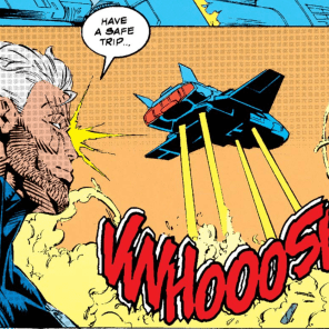 Cable is leaning full into the Dad thing these days; and I, for one, am here for it. (X-Force #29)