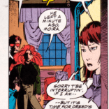 No, but seriously. (X-Men #28)