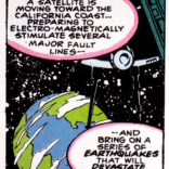 "I feel vaguely that I should be making a ""what does G-d need with a starship"" joke here, but frankly, Star Trek V doesn't deserve the nod. (X-Factor #100)"