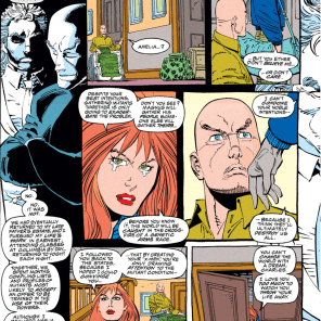 Version 1. (Uncanny X-Men #209)