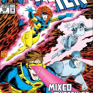 Aw, these kids. (Uncanny X-Men #208)