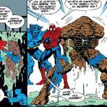 Landon-type Pokemon are weak against Irony-type attacks. (Spider-Man: Mutant Agenda #3)