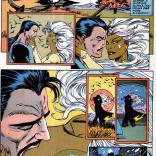 You know, now that Forge has gotten over himself a little, he and Storm are a pretty great couple. (X-Factor #101)