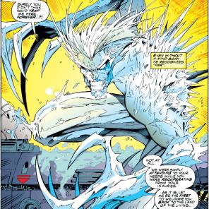 Ah, THAT'S the coolest. (X-Men #313)