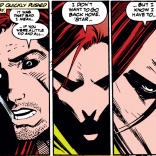 At least one person on this art team clearly thought Rictor was Gambit. (X-Force #34)