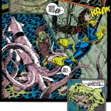 WHY IS THERE A GIANT SQUID HERE (X-Men Annual #18)