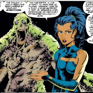 Monet is actually both of her younger sisters right now, but try not to think too much about it. (Uncanny X-Men #317)