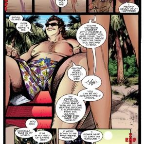 Mondo and Cordelia are... complicated. (Generation X #3)
