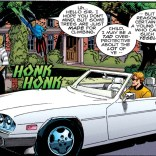 Sean Cassidy, OF ALL PEOPLE, should know EXACTLY how dangerous trees can be. (Generation X #1)