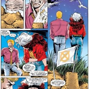 Aw, these kids. (Uncanny X-Men #219)