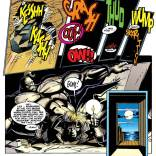 The best Looney Toons reference in a superhero comic remains Animal Man #5, but this'll do for now. (X-Factor #108)