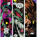 Still not the most awkward conversation they've had in a comic, for what it's worth. (Tales from the Age of Apocalypse: Sinister Bloodlines)
