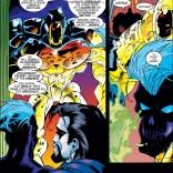 """Heh. """"Truant officer of the damned."""" (X-Men: Alpha)"""