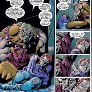 Sweatertown: Population, Blink. (Tales from the Age of Apocalypse: By the Light)